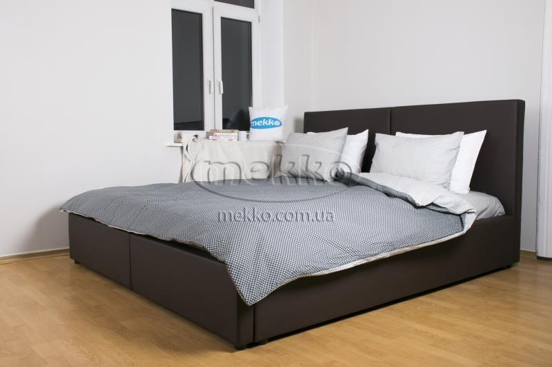 М'яке ліжко Enzo (Ензо) фабрика Мекко  Чигирин-7