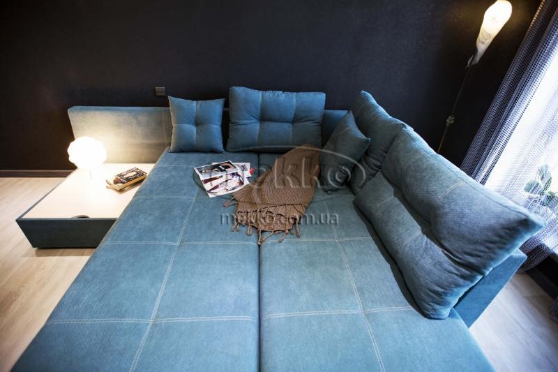 Кутовий диван з поворотним механізмом (Mercury) Меркурій ф-ка Мекко (Ортопедичний) - 3000*2150мм  Чигирин-3