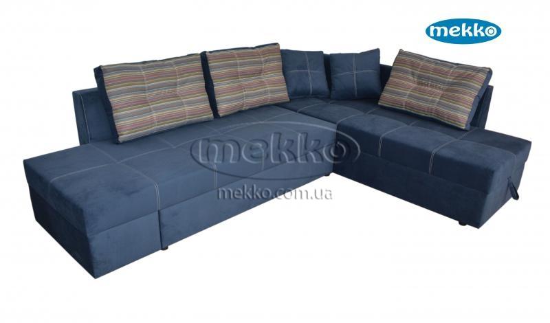 Кутовий диван з поворотним механізмом (Mercury) Меркурій ф-ка Мекко (Ортопедичний) - 3000*2150мм  Чигирин-13