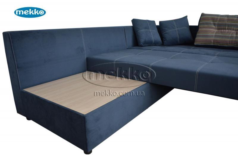 Кутовий диван з поворотним механізмом (Mercury) Меркурій ф-ка Мекко (Ортопедичний) - 3000*2150мм  Чигирин-17