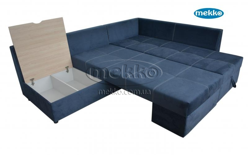 Кутовий диван з поворотним механізмом (Mercury) Меркурій ф-ка Мекко (Ортопедичний) - 3000*2150мм  Чигирин-19