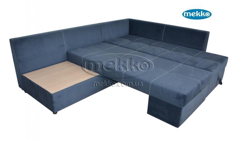 Кутовий диван з поворотним механізмом (Mercury) Меркурій ф-ка Мекко (Ортопедичний) - 3000*2150мм  Чигирин-16