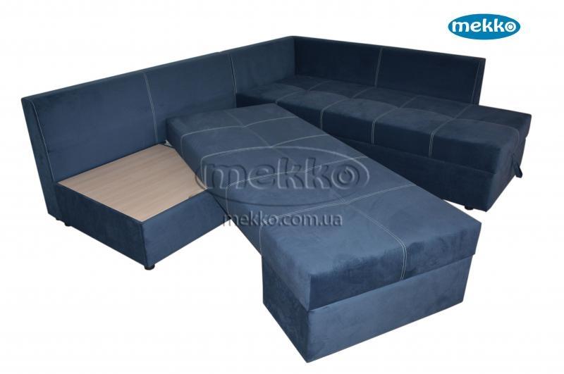 Кутовий диван з поворотним механізмом (Mercury) Меркурій ф-ка Мекко (Ортопедичний) - 3000*2150мм  Чигирин-15