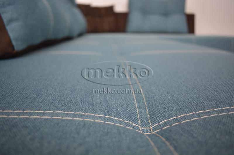 Кутовий диван з поворотним механізмом (Mercury) Меркурій ф-ка Мекко (Ортопедичний) - 3000*2150мм  Чигирин-9