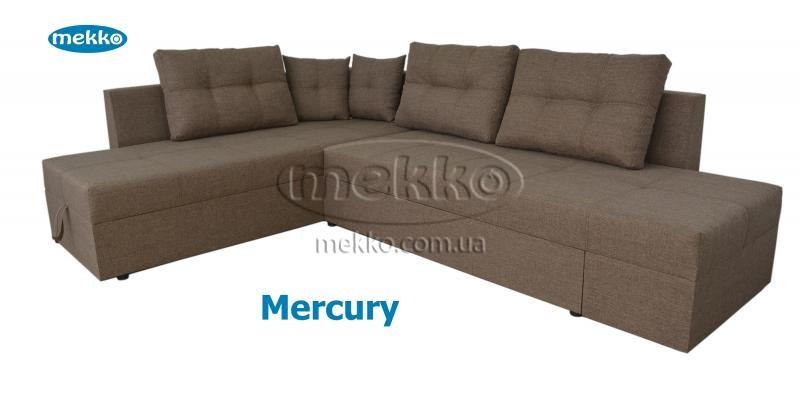 Кутовий диван з поворотним механізмом (Mercury) Меркурій ф-ка Мекко (Ортопедичний) - 3000*2150мм  Чигирин-12